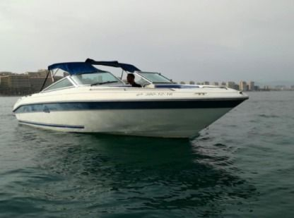 Charter Motorboat Sea Ray 240 Benalmádena