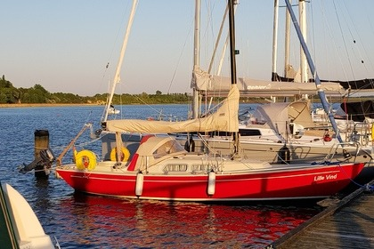 Miete Segelboot Marieholms Bruk IF Boot Stralsund
