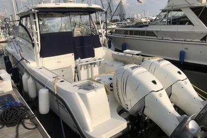 Rental Motorboat Defiance Admiral Jersey City