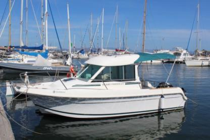 Rental Motorboat Jeanneau Merry Fisher 625 Calasetta