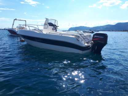 Charter Motorboat Speeder 560 Open Patti