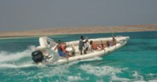 Bullet Speedboats Bullet2 in Hurghada for hire