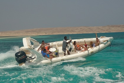 Location Semi-rigide Bullet Speedboats Bullet2 Hurghada