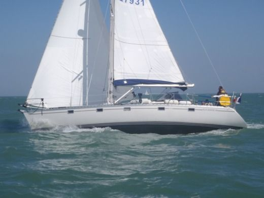 Jeanneau Sun Magic 44 à La Rochelle à louer