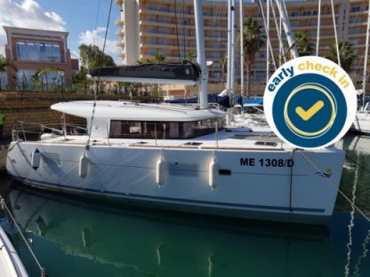 Location Catamaran Lagoon 400 S2 Portorosa