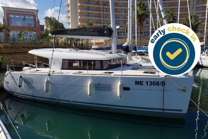 Location Catamaran LAGOON 400 S2 Furnari