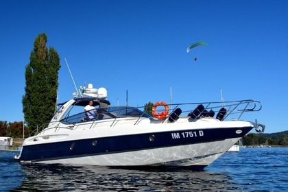 Charter Motorboat CRANCHI ENDURANCE 41 Cannero Riviera
