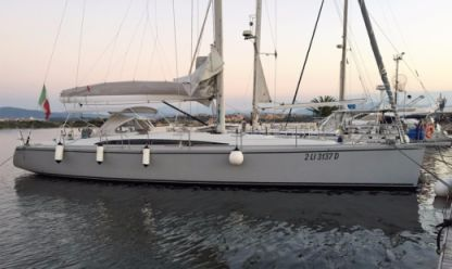 Location Voilier Gieffe Yachts Gf 53 Rosignano Marittimo