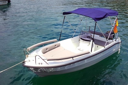 Hire Motorboat SOLAR 450 CONGO Torrevieja