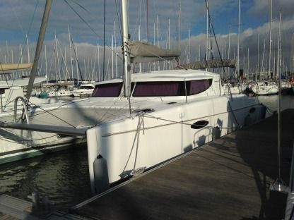 Rental Catamaran Fountaine Pajot Mahé 36 Propriano