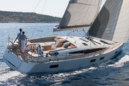 Charter Sailboat JEANNEAU 54 Laurium