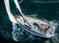 Sailboat Beneteau Oceanis 40 for hire