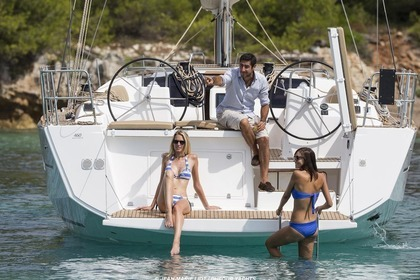 Hire Sailboat Dufour Yachts Dufour 460 GL Liberty Antigua and Barbuda