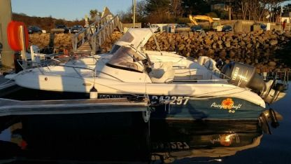 Charter Motorboat Pacific Craft 650 Wa Guidel