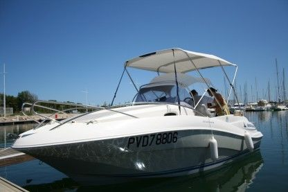Charter Motorboat Quicksilver Commander 635 Wa Saint-Cyprien