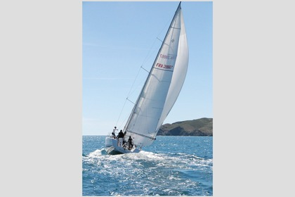 Charter Sailboat BENETEAU FIRST 40RC Port-Vendres