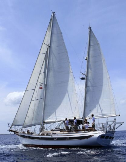 Rental Sailboat Ta-Chiao Ketch 56 Ibiza