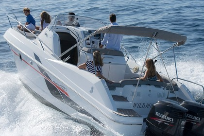 Rental Motorboat BENETEAU 850 SUN DECK Costa Adeje