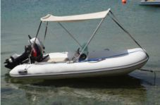 Plastimo 3.5 in Heraklion for hire