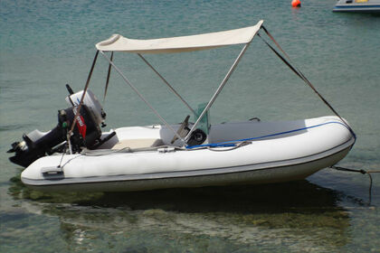 Rental RIB Plastimo 3.5 Heraklion