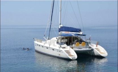 Rental Catamaran Alliaura Marine Privilege 465 Hyères