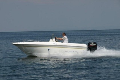 Hire Motorboat Olympic 4.9 Lefkada