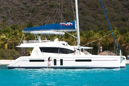 Hire Catamaran Moorings 5800 Mahé
