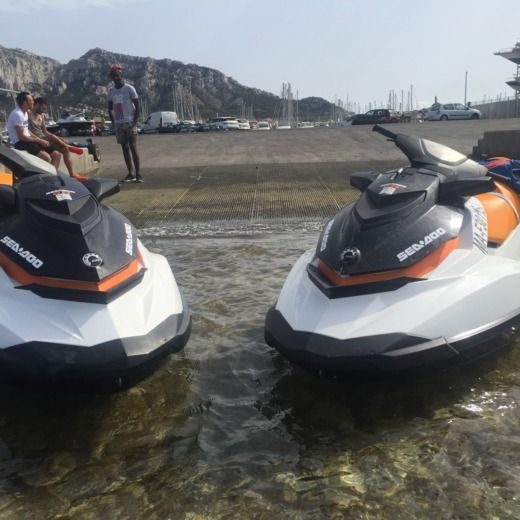 Jet-ski Rotax Seadoo entre particuliers