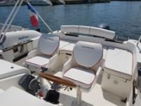 Motorboat B2 Marine Cap-Ferret 650 Open for hire