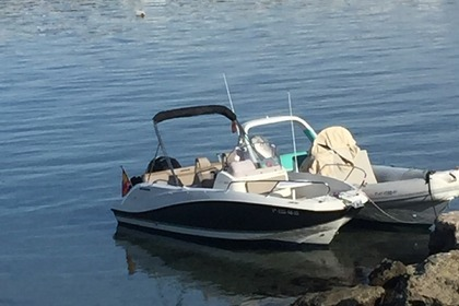 Verhuur Motorboot QUICKSILVER 605 OPEN Alicante