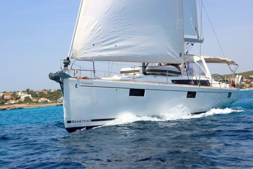 Beneteau Oceanis 48 in Mahon peer-to-peer