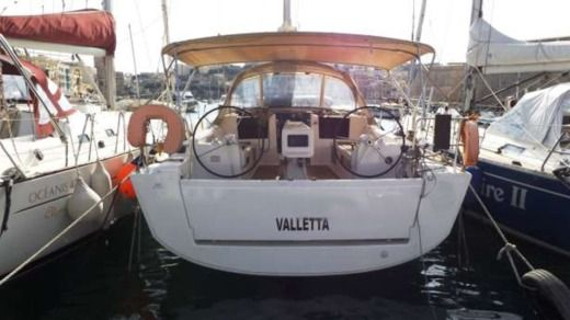 Dufour 410 Grand Large a Malte da noleggiare