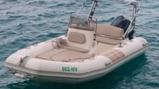 Rental RIB Zodiac Medline Hvar