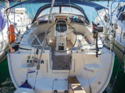 Charter Sailboat Bavaria 37 Cruiser Zaton