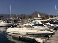 Charter motorboat in Tenerife