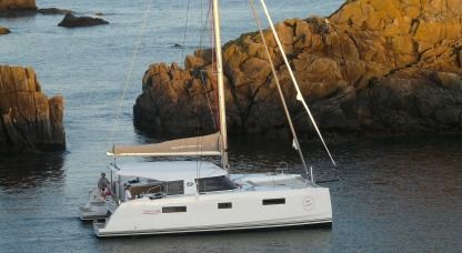 Location Catamaran Nautitech Open 40 Saint-Raphaël