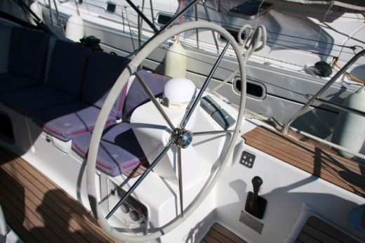 Jeanneau Sun Odyssey 49 in Rhodes for hire