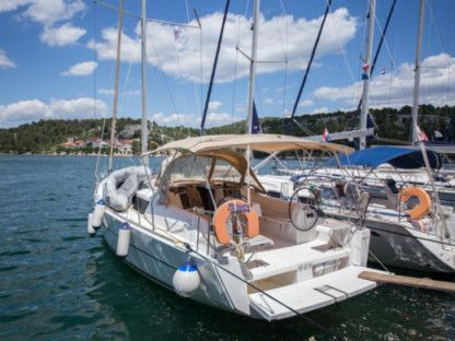 Rental Sailboat Dufour 382 Gl Zaton