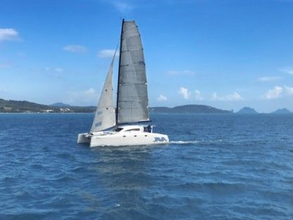 Location Catamaran Java Stealth 38 Krabi Noi