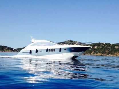 Rental Motorboat Absolute Absolute 47 Bormes-les-Mimosas