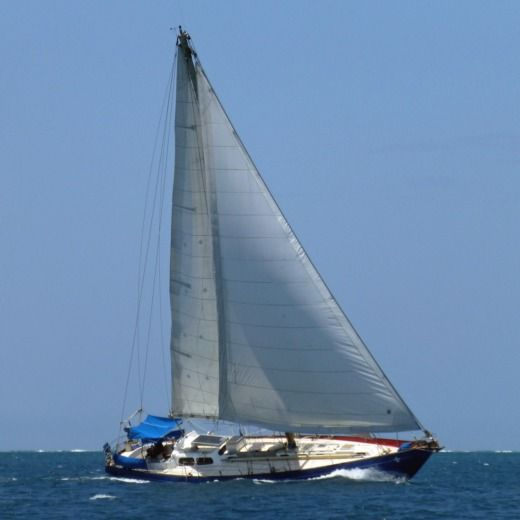 Velero South Ocean Gallant 53 entre particulares