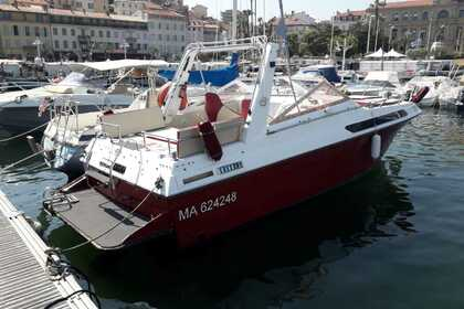 Miete Motorboot CENTURY BOAT USA CORTEZ 270 Cannes