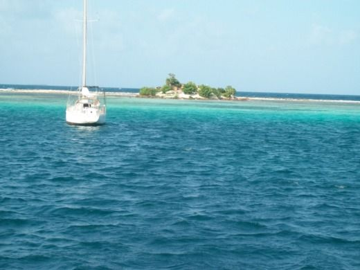 Charter sailboat in Basse Terre