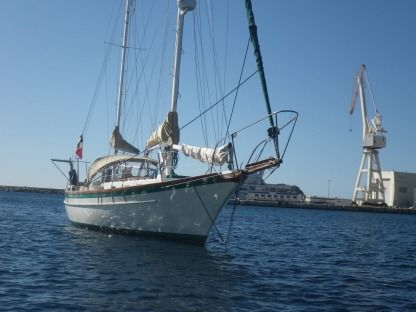 Rental Sailboat Caborico 38 Port-de-Bouc