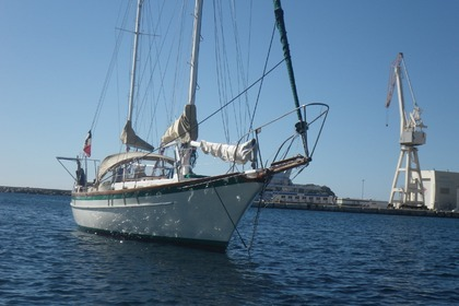 Charter Sailboat caborico 38 Port-de-Bouc