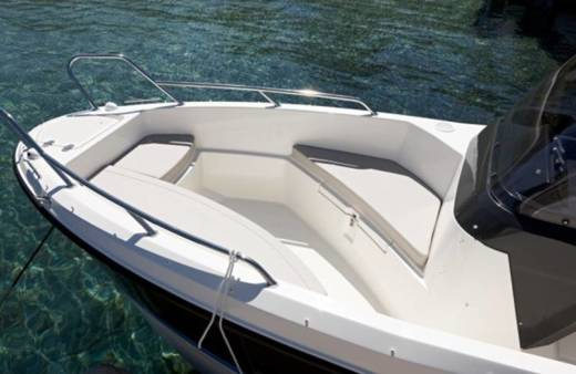 Charter motorboat in Can Pastilla