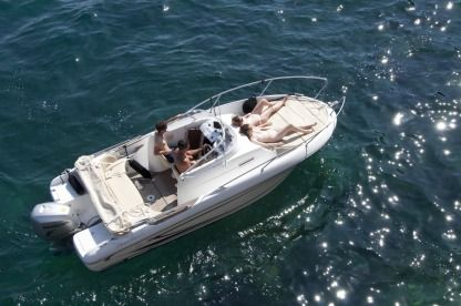 Rental Motorboat Beneteau 650 Flyer Rabac