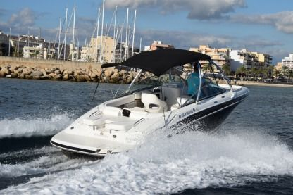 Rental Motorboat Four Winns 230 Horizon Mallorca