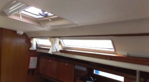 Sailboat DUFOUR 455 Grand Large for hire