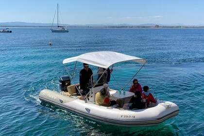 Hire RIB ZODIAC medline 585 L'Estartit